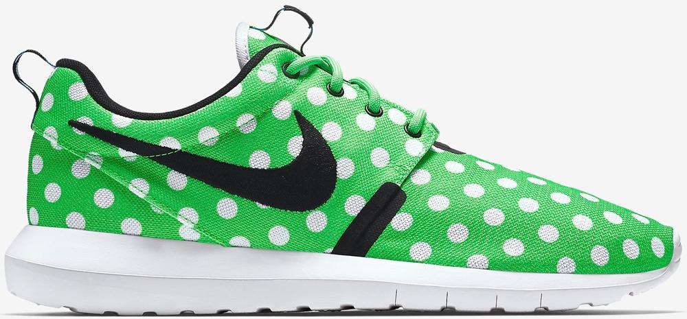 Nike Roshe One NM Green Strike/Black-White