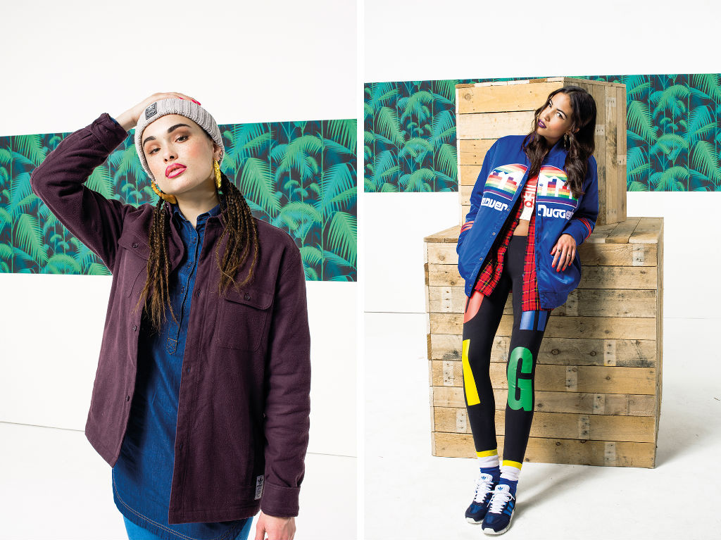 adidas Originals Fall/Winter 2013 Women's Lookbook (5)