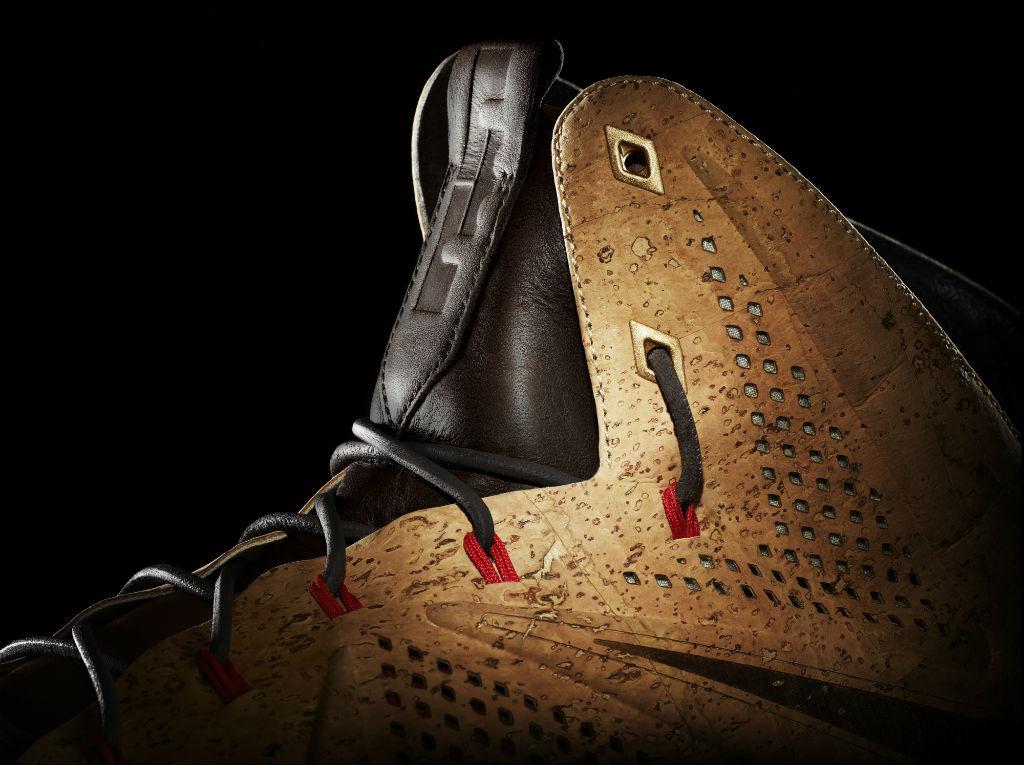 finest selection 386ad ed4ba Nike Sportswear LeBron X Cork (3)