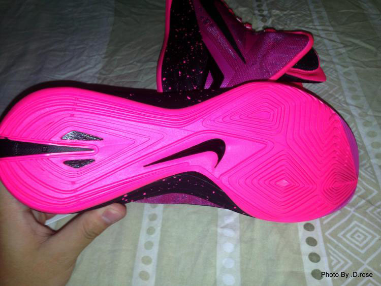 new styles 1838a e439c Nike Hyperdunk 2014 Pinkfire 653640-606 (3)