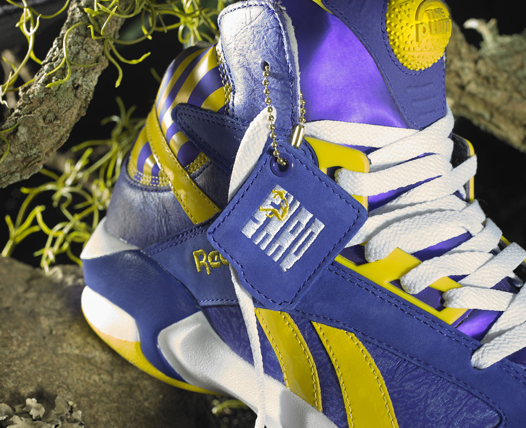 Reebok Shaq Attaq LSU Tigers (3)