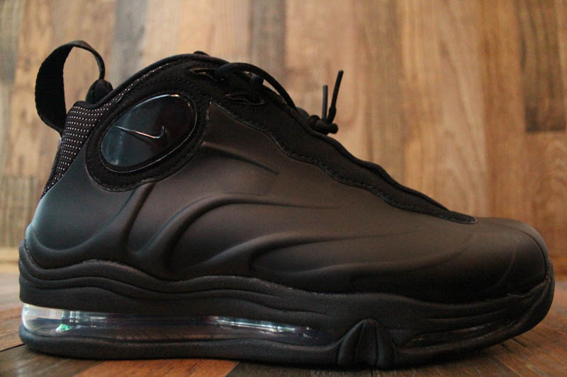 089106dcbeafc Nike Total Air Foamposite Max - Black Black-Anthracite