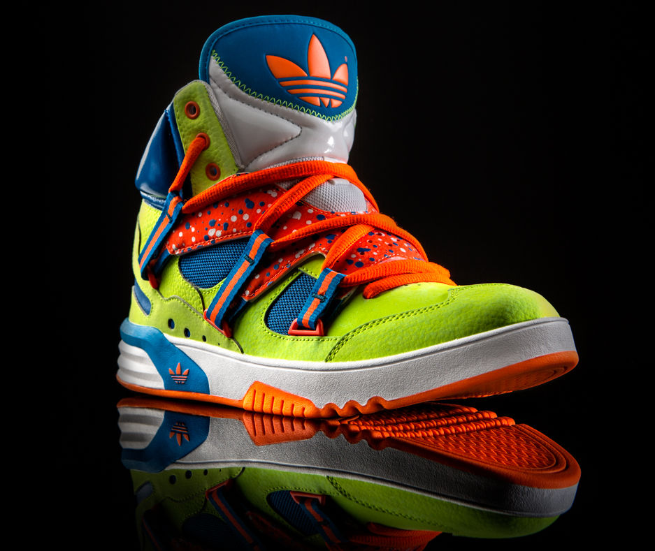 adidas Originals Roundhouse Instinct Electricity Blue Orange Q32966 (3)