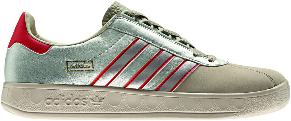 adidas Originals Archive Pack - Spring/Summer 2013 - Trimm Trab Silver Tan Q23403