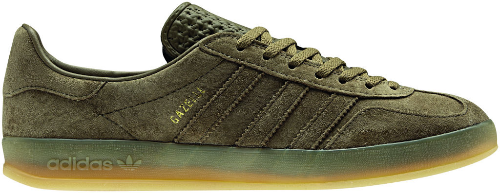 adidas Originals Gazelle Indoor Pack Spring Summer 2013 Green Q23100 (1)