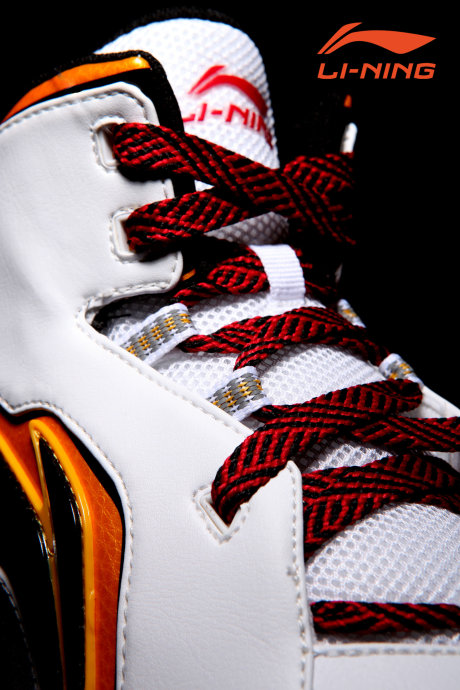 Li-Ning Shaq Zone Miami Heat 9