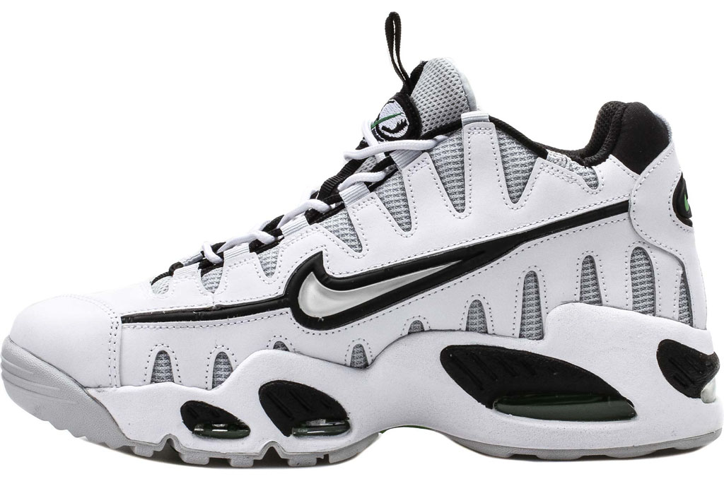 timeless design 8181e 97a3b Nike Air Max Nomo NM White Silver 429749-100 (2)