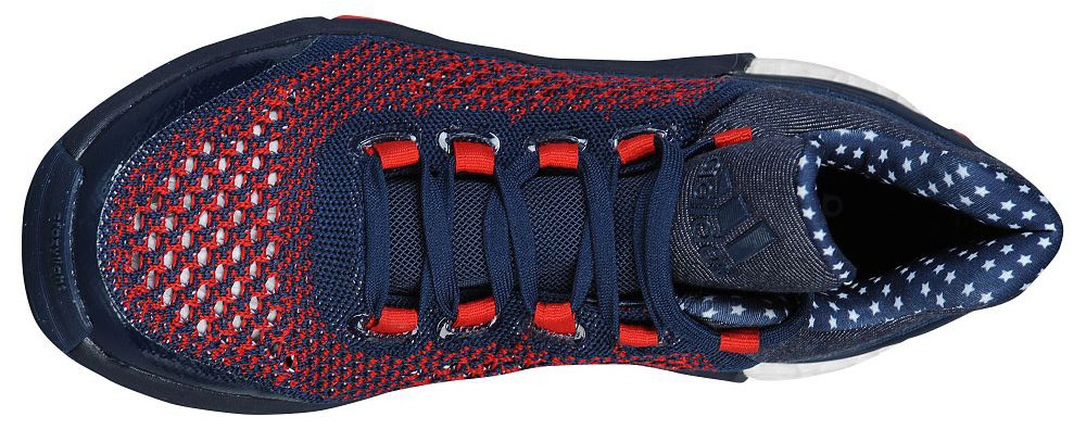 adidas Crazylight Boost 2015 USA Independence Day Release Date (4)