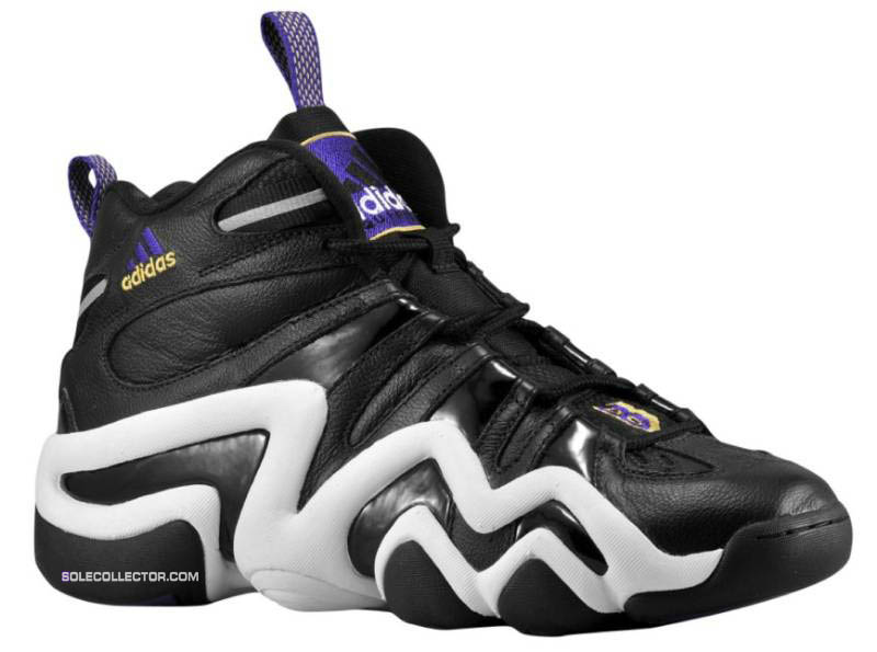 adidas Crazy 8 - '98 All-Star - November 2011 | Sole Collector
