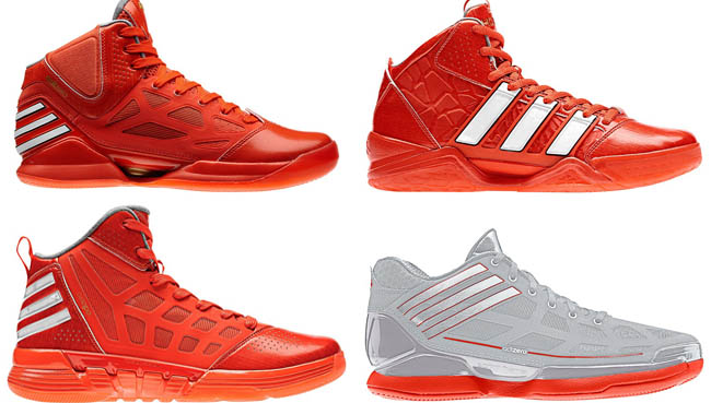 new concept 5c49e d2b17 adidas Basketball All-Star Pack Shoes Howard Rose