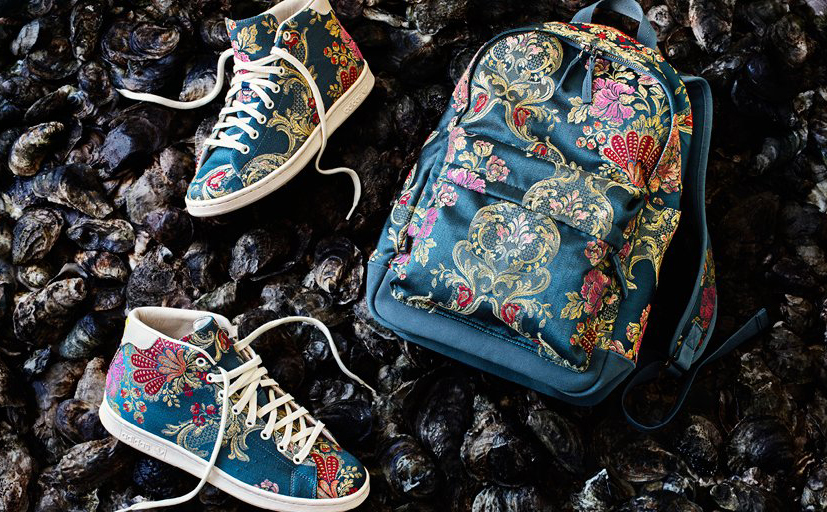 Pharrell Adidas Jacquard Floral Pack 2 Shoes