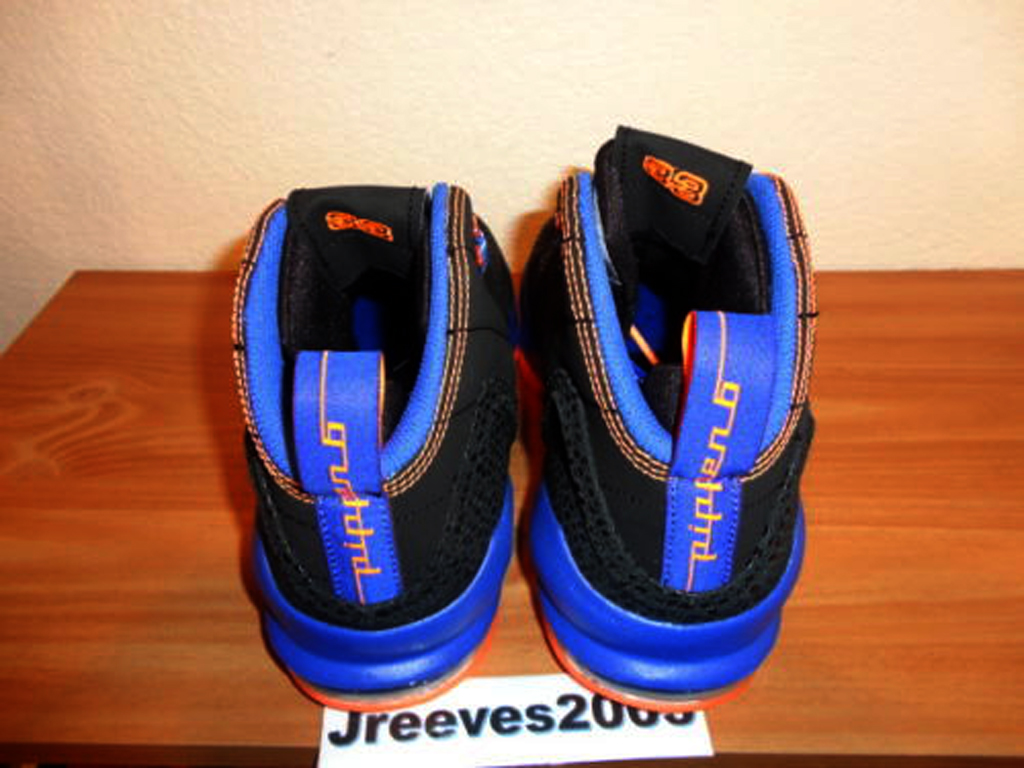 8acd9aa2310d5 Knicks Colors Come to the Nike Air Pippen 6