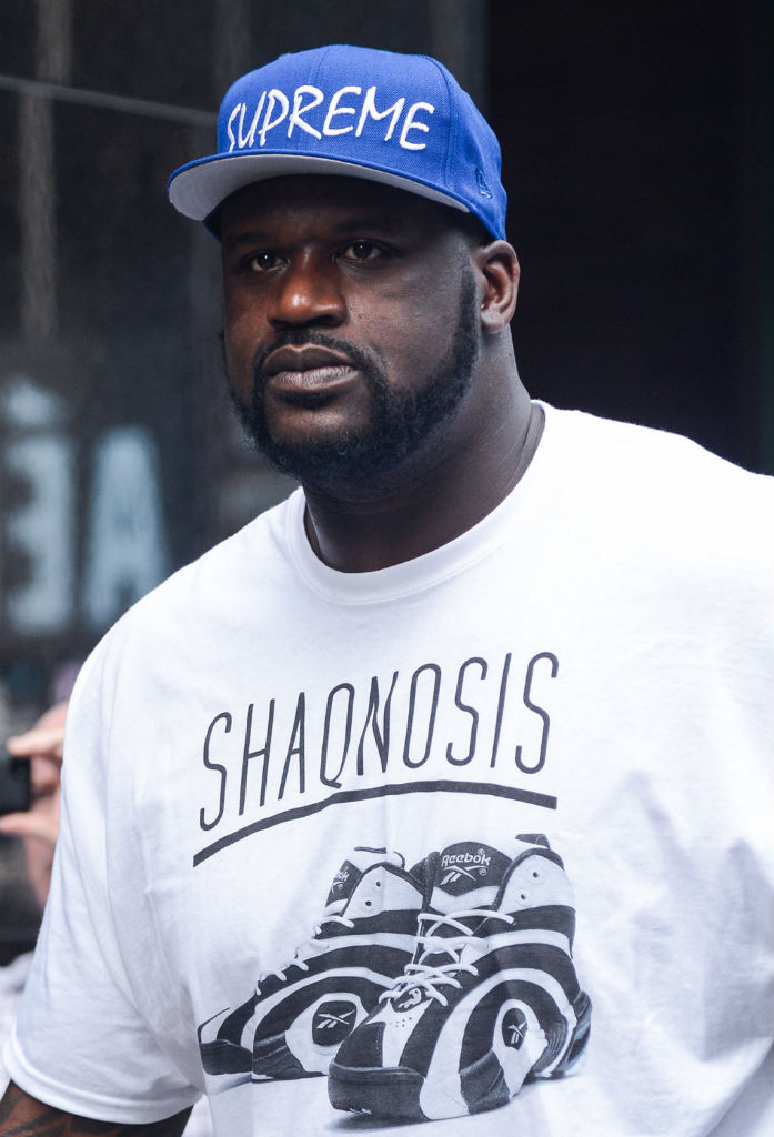 Shaq Wearing The Reebok Shaqnosis (1)