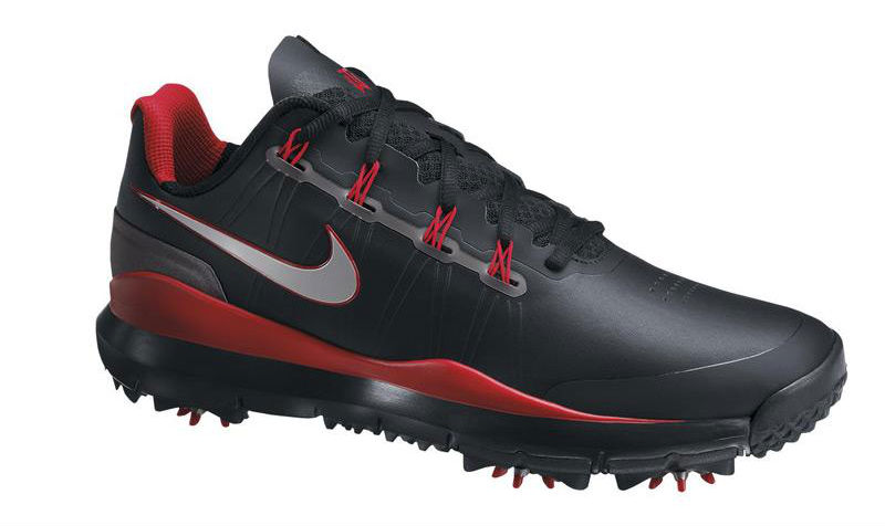 Tiger Woods Nike TW 14 Black Red (1)