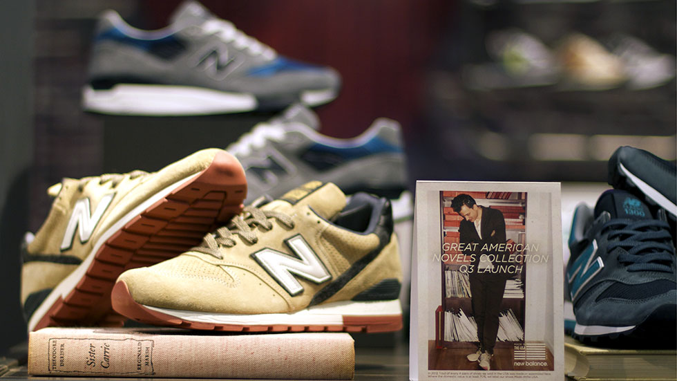 New Balance Reveals Great American Novels Collection at Archives Event (24)