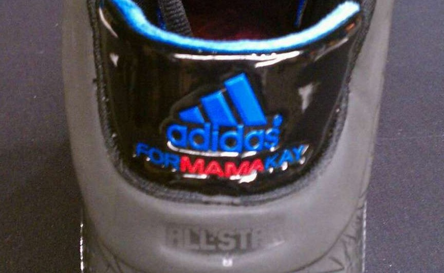 adidas Superbeast All-Star Dwight Howard Player Exclusive For Mama Kay