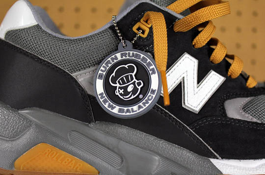 Burn Rubber x New Balance 580 Workforce Pack 8