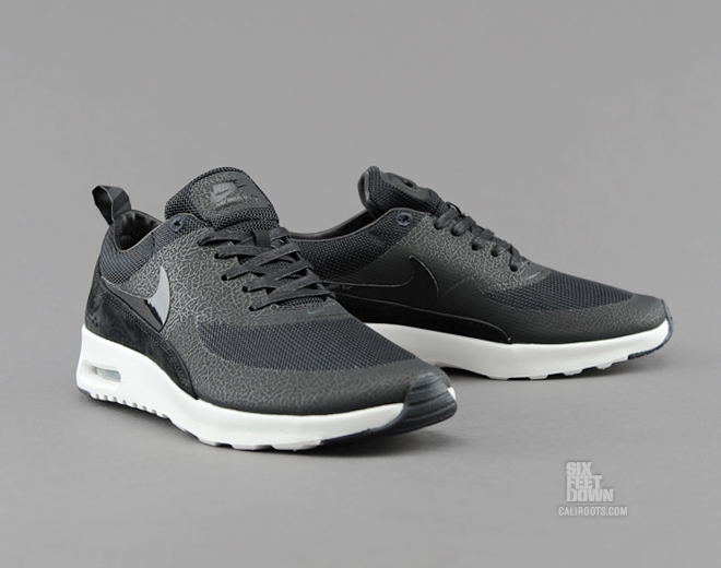 nike air max thea qs black sail