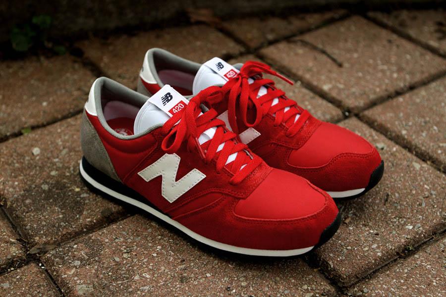new balance u420 red