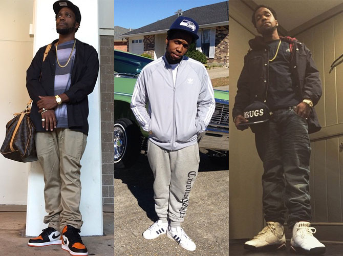 Celebrity Sneakerhead: Currensy