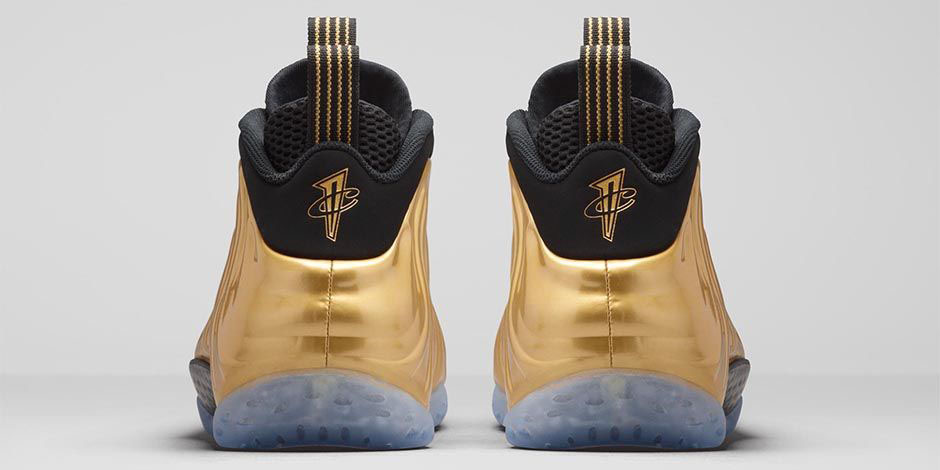 Nike Air Foamposite One Gold 314996-700 (5)