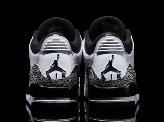 Air Jordan 3 Retro White/Black-Infrared 136064-123 (4)
