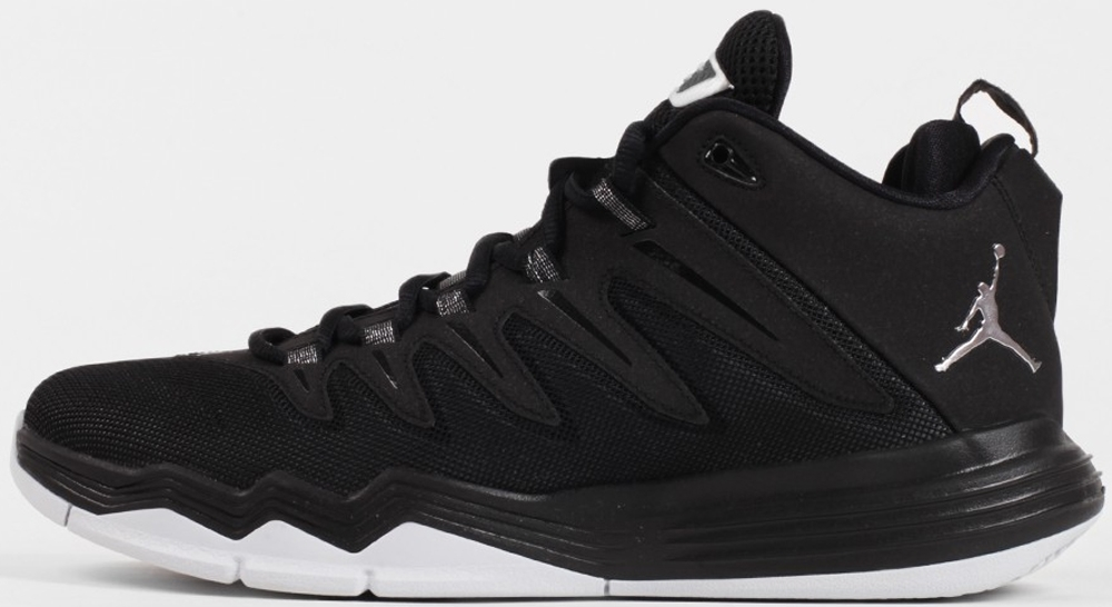 Jordan CP3.IX Black/Metallic Silver