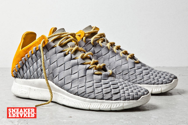 the best attitude 85b5a 56d99 Take a closer look at the Nike Free Inneva Woven in Grey   Laser Orange  below, and stay tuned for further release details.