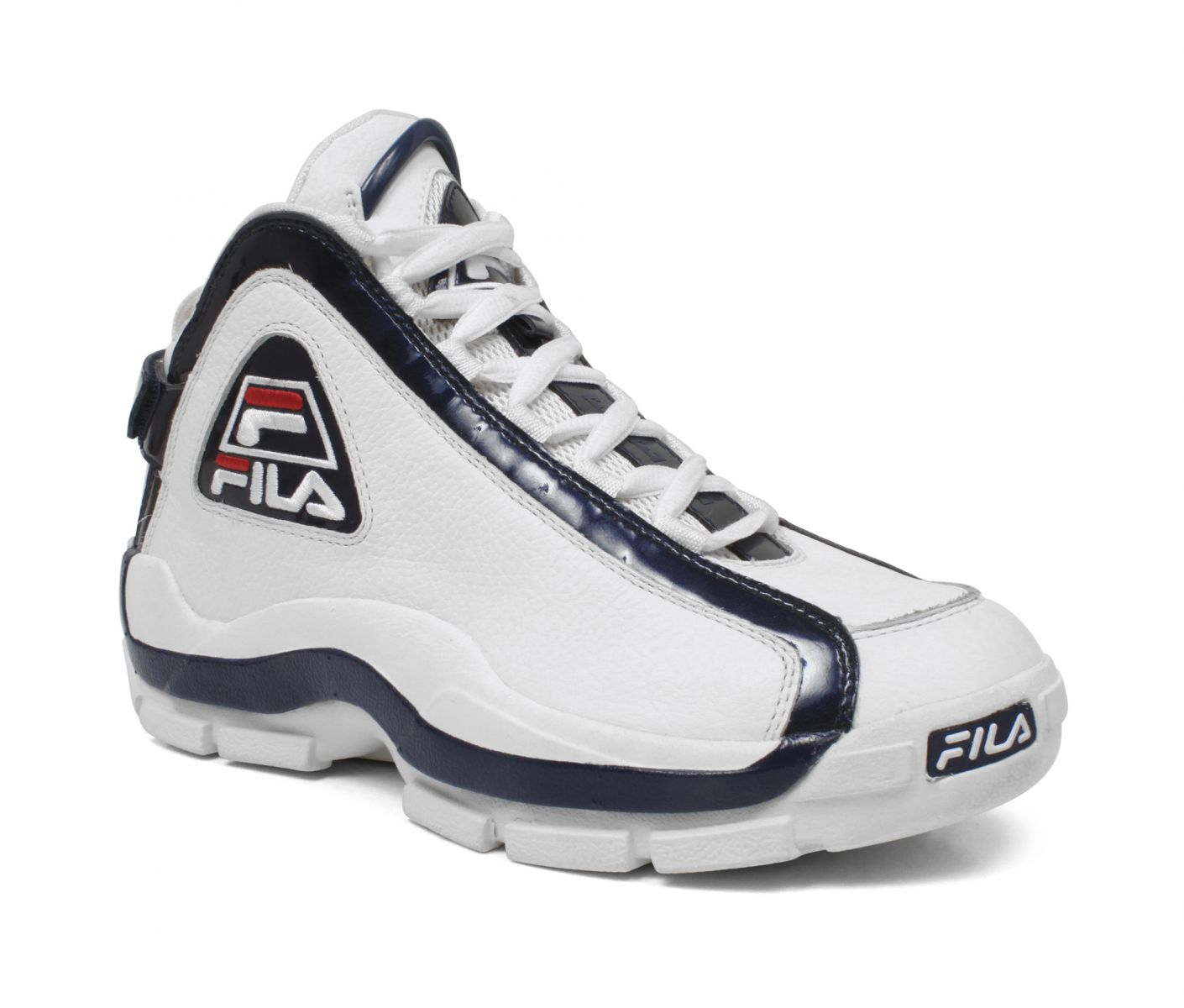 grant hill fila shoes 3d scanner