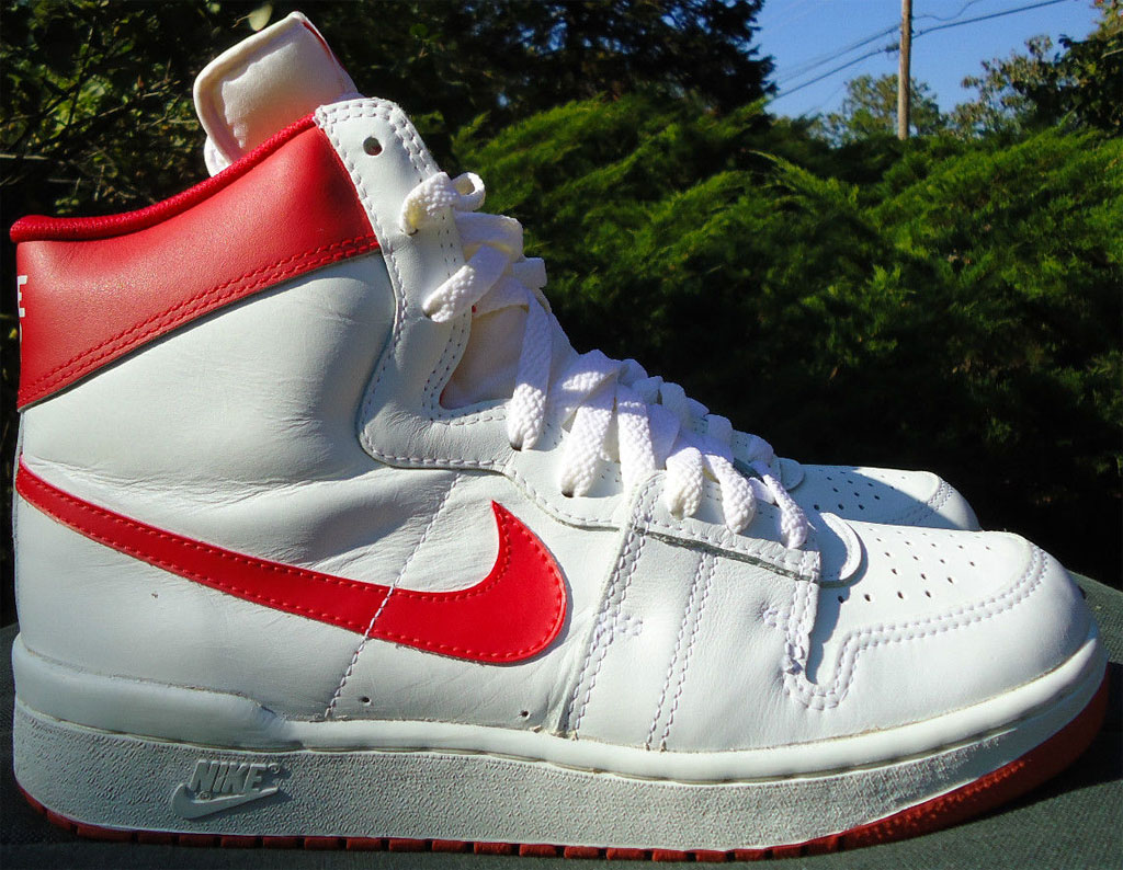 The 10 Best Chicago Bulls Sneakers That Aren't Air Jordans: Nike Air Ship