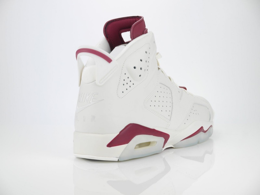 1b532f22c88 The 'Maroon' Air Jordan 6 Release Date Adds to Busy December | Sole ...