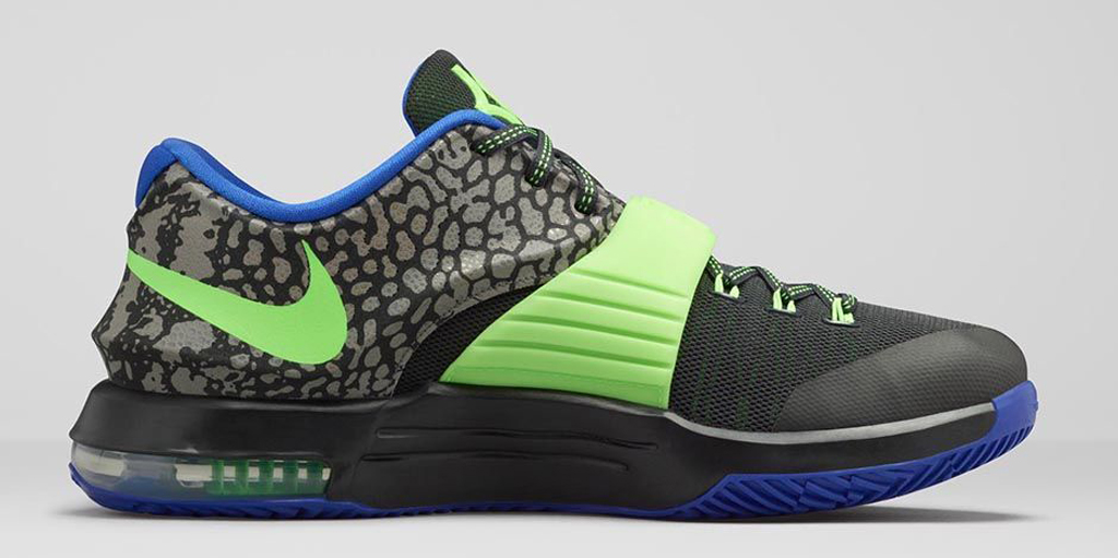 huge selection of 0173f e4b6d How to Buy the  Electric Eel  Nike KD 7 on Nikestore