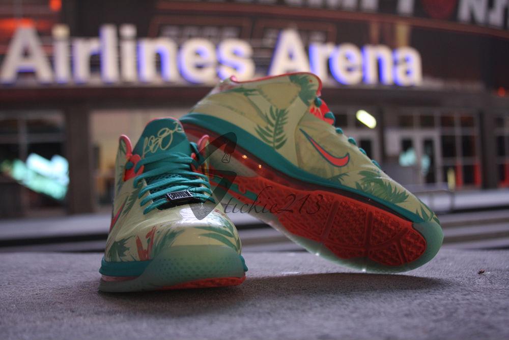 100% authentic 3d84e e2932 Nike LeBron 9 Low LeBronold Palmer (2)