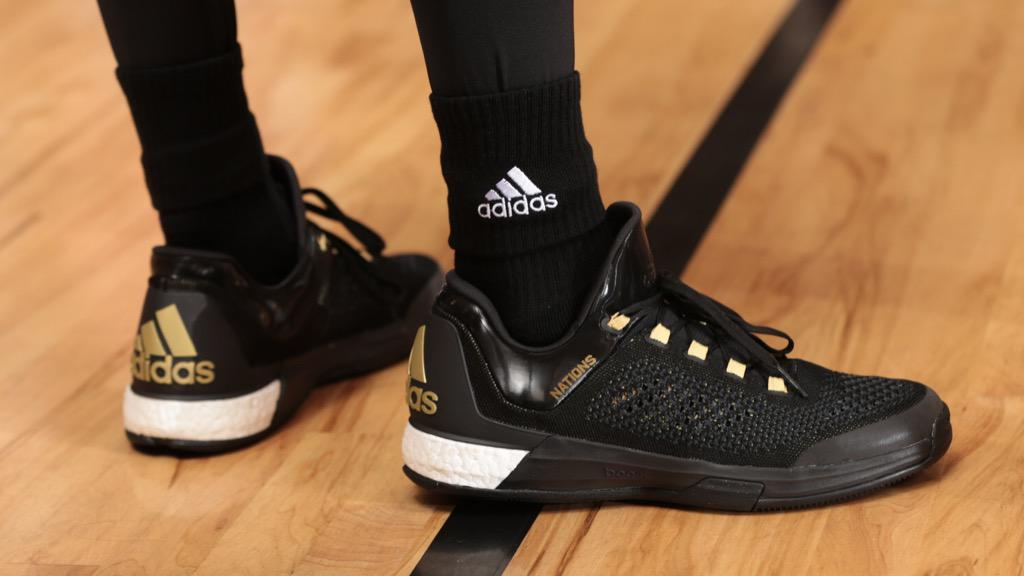 release date: efad8 5a320 adidas Nations Players May Have the Best Crazylight Boost 2015 ...
