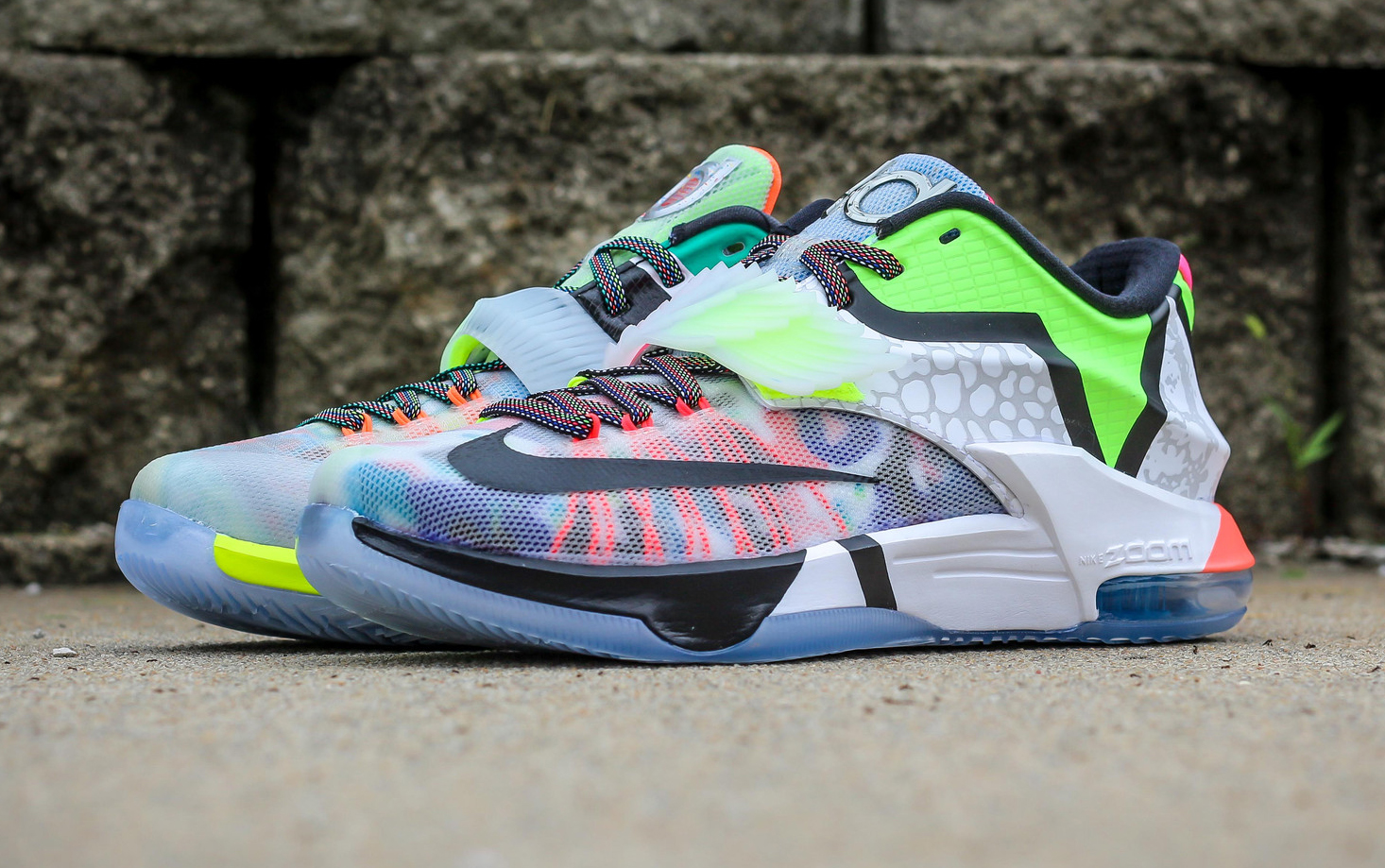 What the kd 7 release date in Brisbane