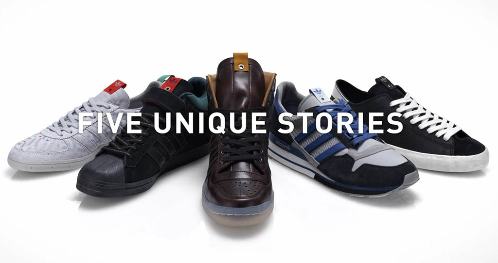 "adidas Originals Consortium - ""Your Story"" - Spring/Summer 2012"