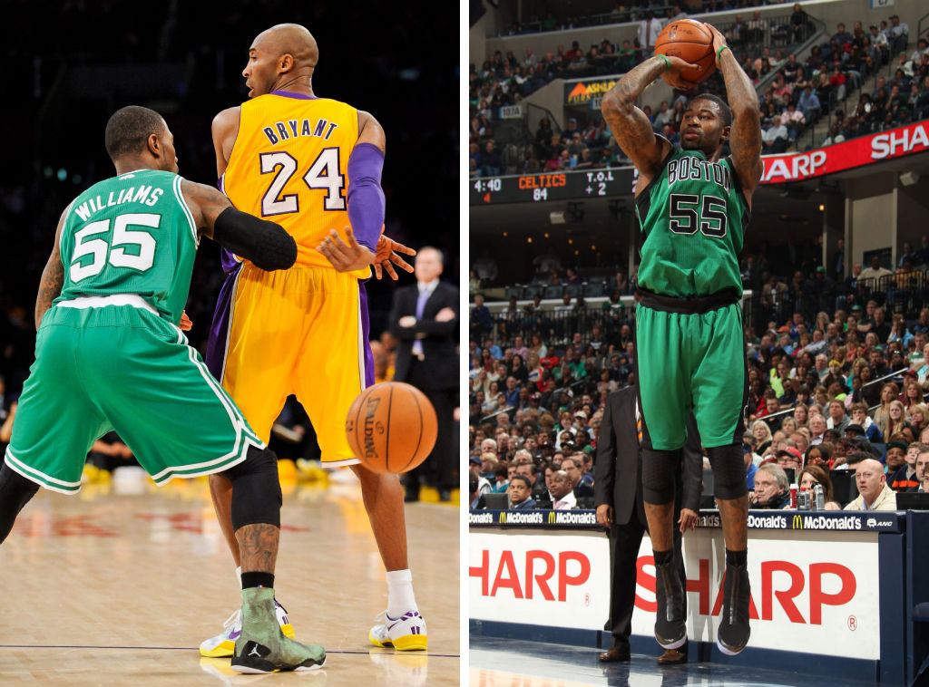 Terrence Williams wearing Air Jordan XX8 (2)