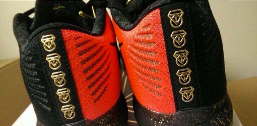 5fdbf5752964 The Nike Kobe 10 Elite Celebrates Kobe s 5 Championship Rings