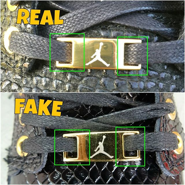 6520b93efcfc How To Tell If Your  Pinnacle  Air Jordan 1s Are Real or Fake (