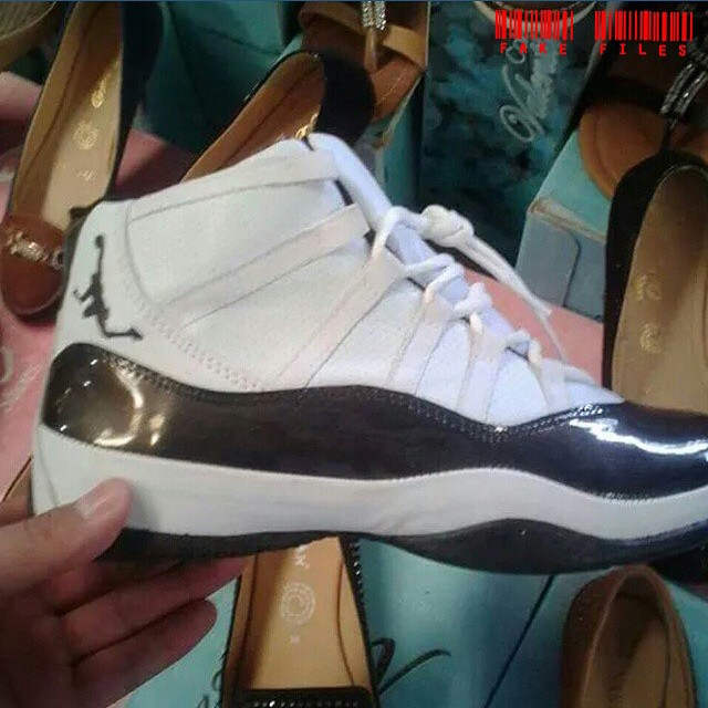 new arrival 83dc2 94cf4 People Caught Wearing Fake Air Jordan 11s | Sole Collector
