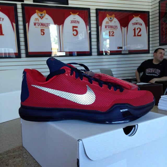 half off 20067 a37d0 Nike Kobe X 10 Findlay Prep (1)