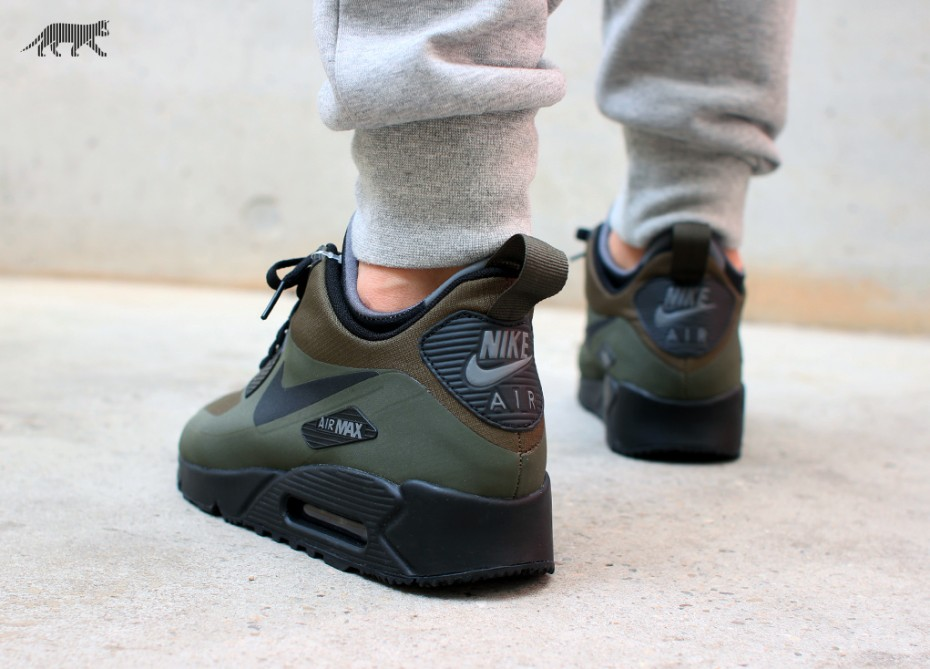 new product e2a00 e3347 The Nike Air Max 90 Is Getting Ready for Winter | Sole Collector