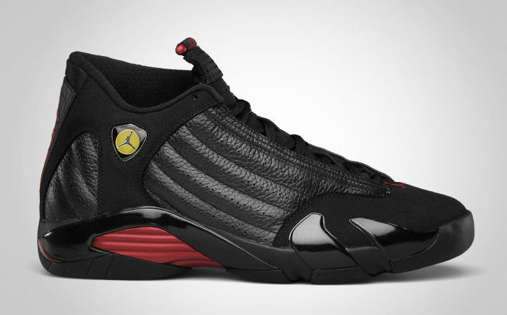 Hulk Hogan // Air Jordan XIV 14 Last Shot