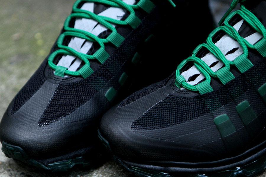 air max 95 green and black
