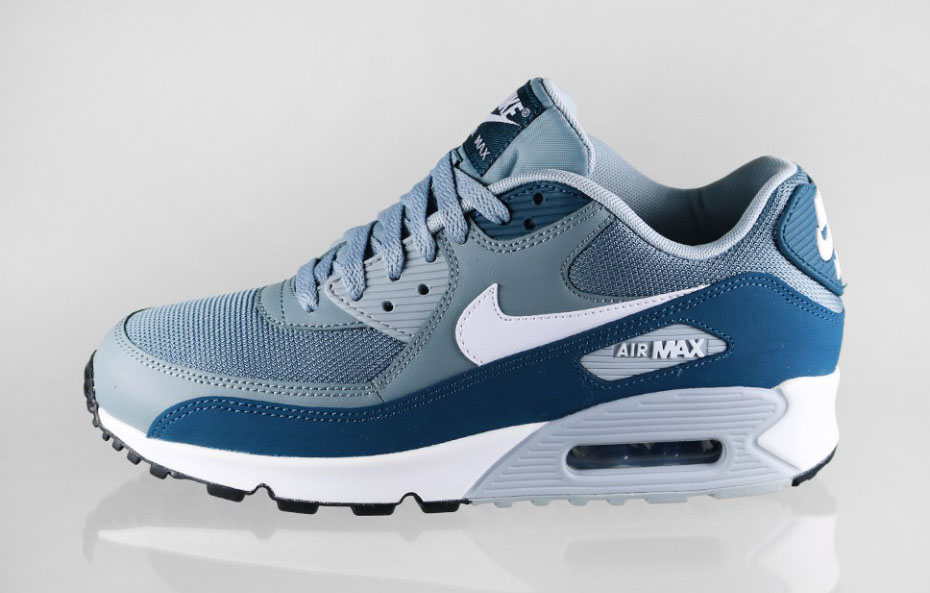 Nike Air Max 90 Essential Aviator Grey (1)
