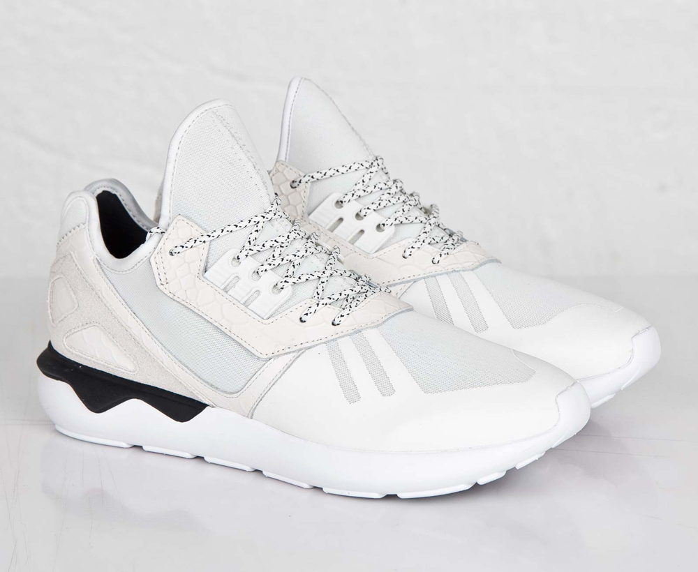 Cheap Adidas Originals (White) Tubular Rise at Dandy Fellow BY3555