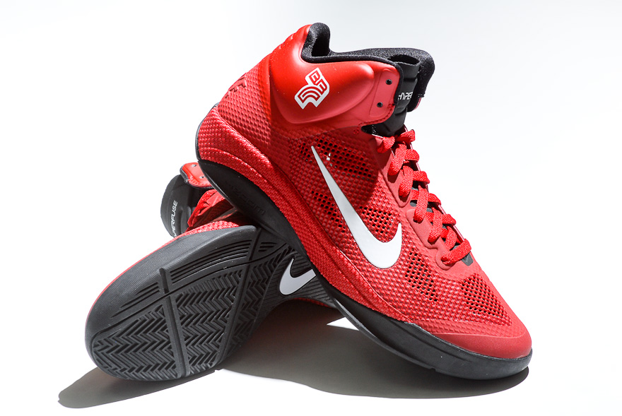 Nike Zoom Hyperfuse Brandon Roy Player Edition