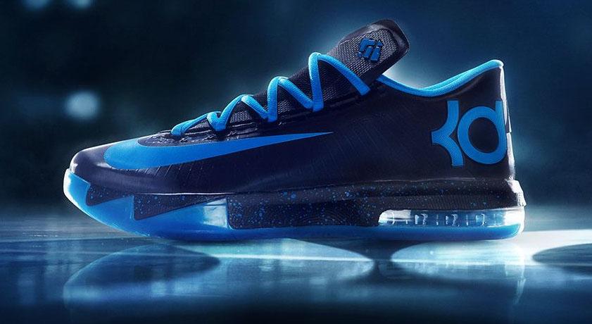 more photos 7acfa 31a82 Nike KD 6 iD Chroma Kevin Durant PE