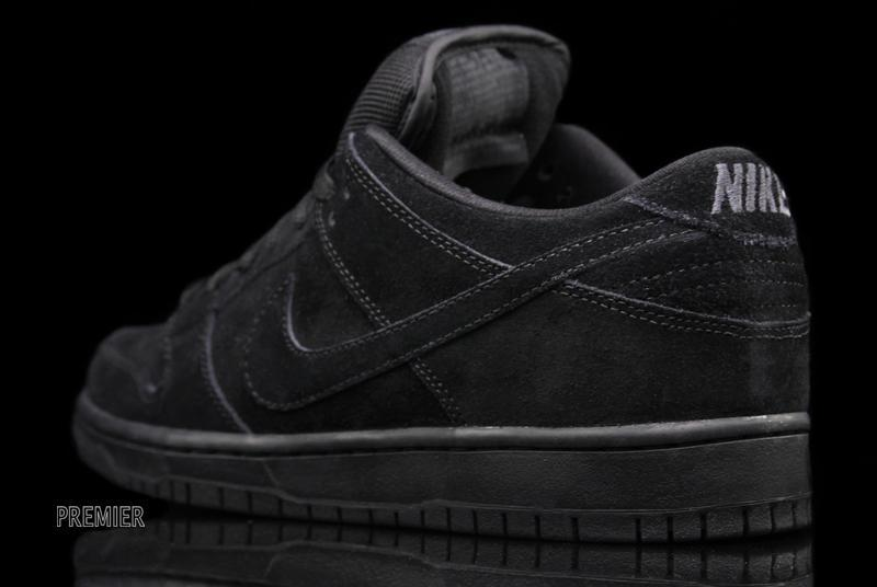 2ded955b3b4e7 ... purchase pick up this blacked out dunk low pro now from authorized nike  sb retailers including