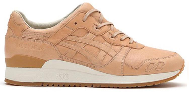 Asics Gel Lyte III Natural Leather (2)